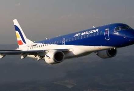 Cum vrea Air Moldova sa atraga trafic din Romania