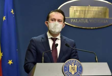 Corpul de Control al premierului Florin Cîțu era la Apele Române din decembrie