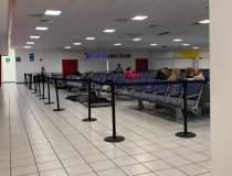Românii blocați în aeroportul...