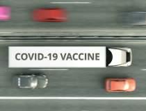 A treia tranșă de vaccin...
