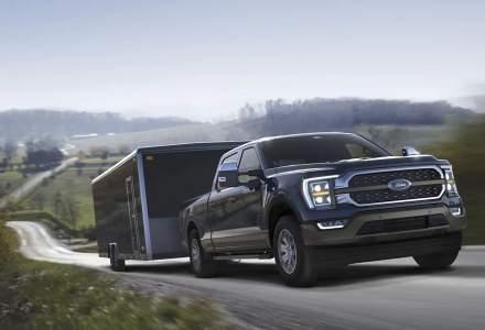 Ford reduce producţia celui mai profitabil model, din cauza lipsei de cipuri