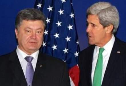 Porosenko scoate asul din maneca: plan de pace in 14 puncte pentru estul Ucrainei