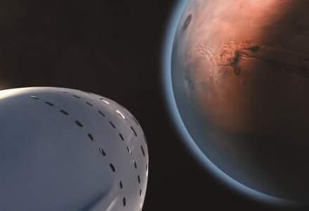 O sondă spaţială lansată de Emiratele Arabe Unite se apropie de planeta Marte