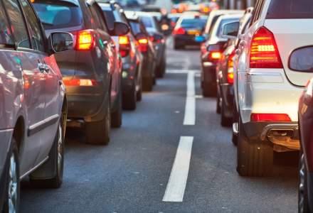 Infotrafic: Circulaţie restricţionată pe A1 Sibiu - Deva, pentru efectuarea de lucrări