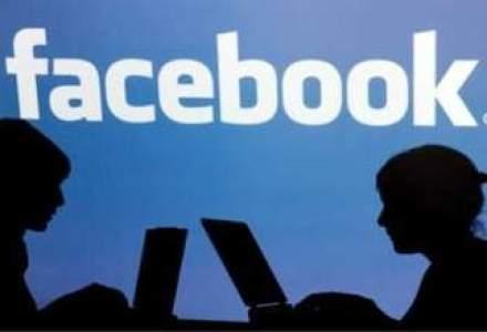 Conturile de Facebook, tinta preferata a infractorilor cibernetici