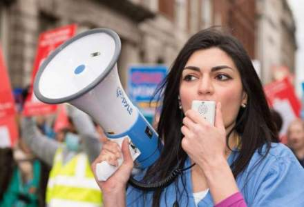 Sindicaliștii Sanitas anunță proteste în fața Guvernului