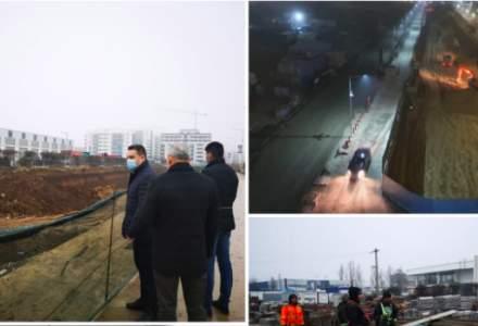Primăria Sectorului 6 a dispus sistarea lucrărilor pe un şantier din Militari