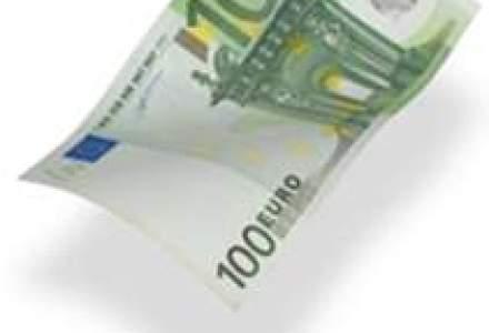 Numarul bancnotelor euro falsificate, in crestere cu 17%