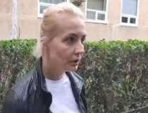 Soţia lui Aleksei Navalnîi a...