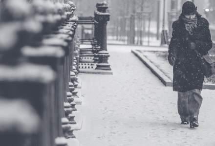 ALERTĂ ANM: Temperaturile vor scădea brusc. Meteorologii anunță ninsori abundente