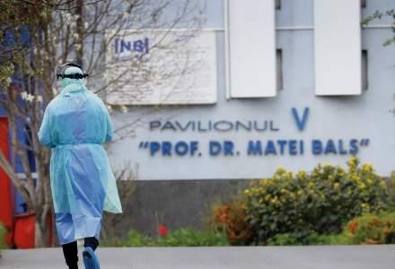 Incendiul Matei Balș: Încă un pacient care se afla în pavilionul V a decedat