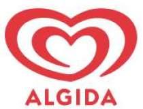 DDB lanseaza inghetata Algida...