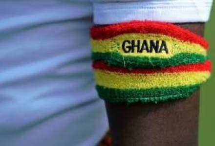 Fotbalistii ghanezi de la Mondial asteapta un avion cu 3 MIL. $ inainte de meciul cu Portugalia