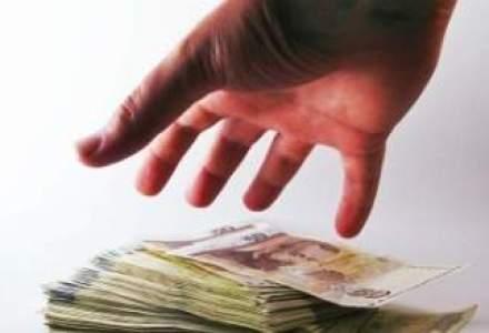 Prejudiciu de peste 9 MIL. euro la o unitate bancara din Bucuresti