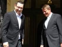 Victor Ponta si Klaus...