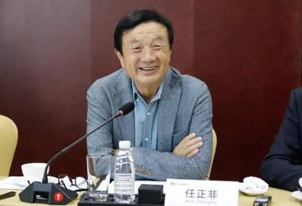 Interviu: Ren Zhengfei după ceremonia de deschidere a Laboratorului de Inovație Minieră Inteligentă din Taiyuan