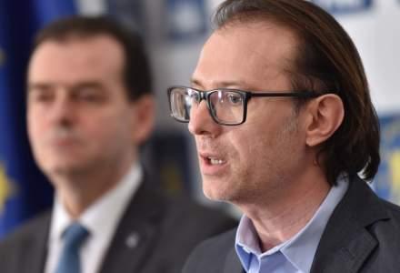 Florin Cîțu, felicitat de președinta Comisiei Europene pentru activitatea sa