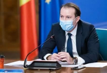 Premierul Florin Cîțu, avertisment pentru miniștri: Facem evaluare la jumătatea anului