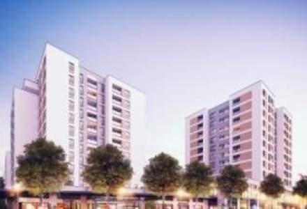 Cel mai inalt bloc cu locuinte din Arad, aproape de finalizare. Investitia se ridica la 5,5 mil. euro