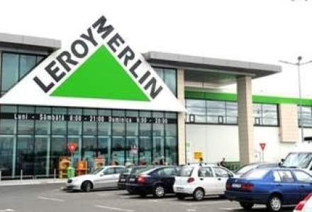 Leroy Merlin a demarat lucrarile pentru cel de-al doilea magazin din Capitala, spatiu care va necesita o investitie de 13-16 mil. euro