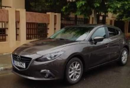 Test Drive Wall-Street: Mazda3, sportiva si economica