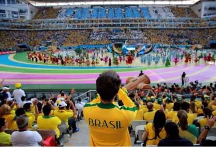 Columbia-Brazilia, primul meci din sferturi la Cupa Mondiala