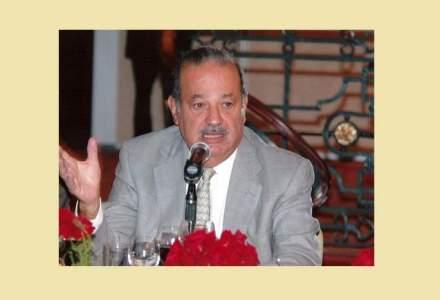 Tranzactie GIGANT: Carlos Slim va plati 5,57 MLD.$ pentru 8,3% din America Movil
