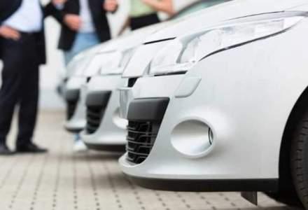 Scădere semnificativă a înmatriculărilor de autovehicule în România în ianuarie