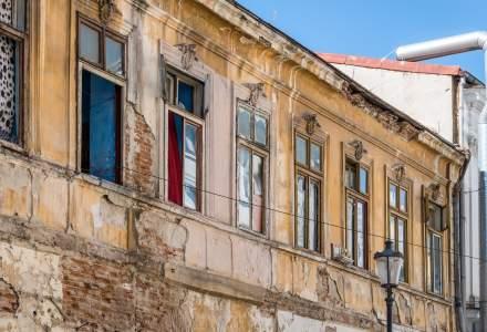 Proiect: Impozit cu 500% mai mare pentru clădirile și terenurile neîngrijite