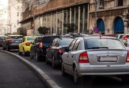 Analiză: Aproape 80% dintre vehiculele care circulă în România au peste 10 ani