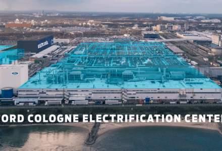 Ford va investi 1 miliard de dolari pentru modernizarea fabriciidin Koln