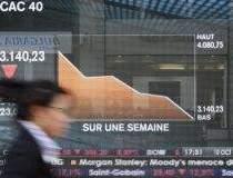 Bursele europene au inchis pe...