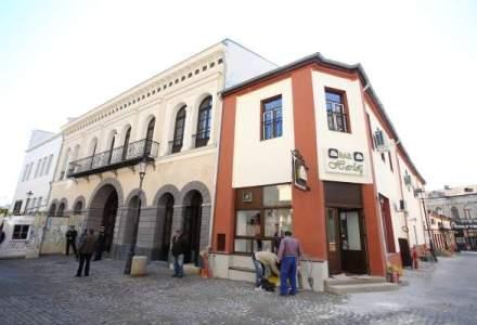 Sapte monumente istorice din Bucuresti, in reabilitare. Hanul Gabroveni, aproape de inaugurare