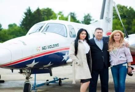 "Mihai Neicu de la Nei Holding isi ""ridica"" afacerea la cer: lanseaza o ambulanta aeriana si asteapta afaceri de 31 mil. euro"