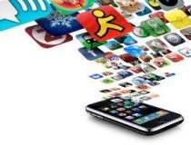 Segmentul aplicatiilor mobile...