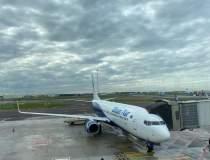 Noi zboruri Blue Air din România