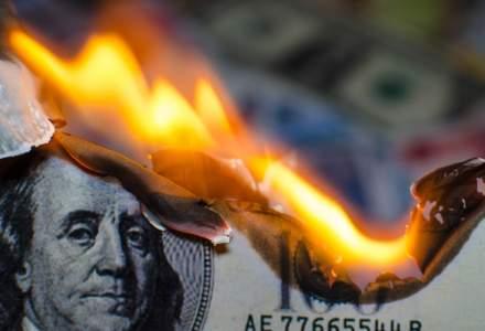 Gafă imensă în sectorul bancar: circa 1 miliard de dolari transferați din greșeală