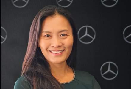 Mercedes-Benz România o desemnează pe Amanda Zhang ca noul CEO al companiei
