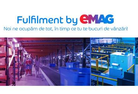 eMAG Marketplace: Cum te ajută serviciul Fulfilment by eMAG să îți crești afacerea