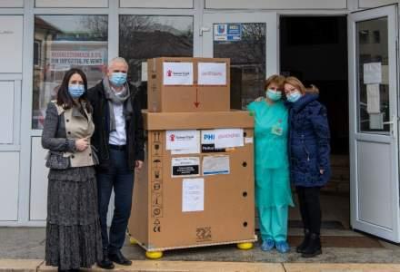 Maternitatea Bucur primește un ecograf de 30.000 de euro