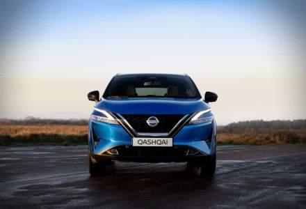 Nissan a dezvăluit cea de-a treia generație a modelului Qashqai
