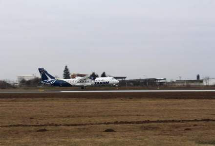 Pista 2 a Aeroportului Henri Coandă a fost redeschisă