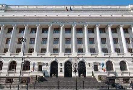 BNR mentine dobanda cheie si reduce rezervele minime obligatorii in valuta la 16%