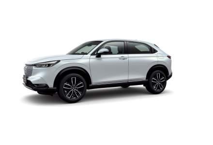 Honda a prezentat noua generație a modelului HR-V. Crossoverul a devenit hibrid