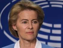 Șefa Comisiei Europene a...