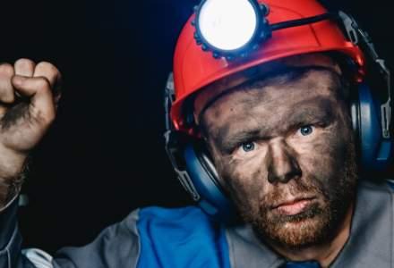 Protestul minerilor: A încetat protestul de la mina Livezeni