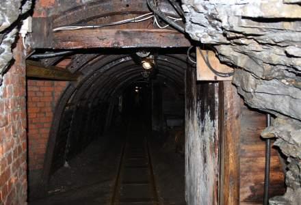 Minerii de la Lupeni continuă greva din subteran