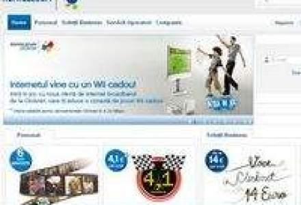 Frank Digital dezvolta strategia online pentru Romtelecom