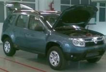 Dacia SUV se va numi Kanjara, spun francezii