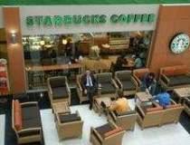 Starbucks posts net earnings...